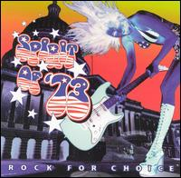 Spirit Of '73: Rock For Choice cover