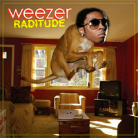 Pitchfork Media created this cover for their review. It features the head of Lil' Wayne photoshopped on the normal Raditude cover.