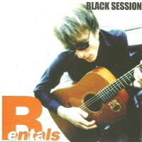 Black Session cover