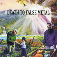 Cover of Death to False Metal